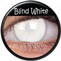 Funny Lens Blind White