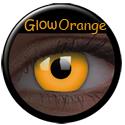 UV Glow Orange