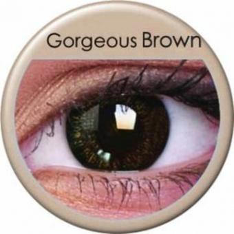 Big Eyes Gorgeous Brown