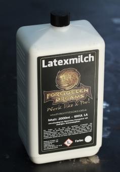 Latexmilch 2000ml natur