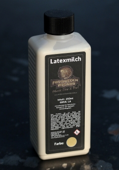 Latexmilch 250ml gold